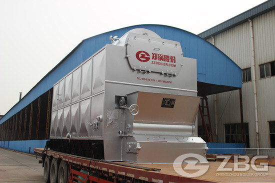 Biomass fuel boilers in Indonesia